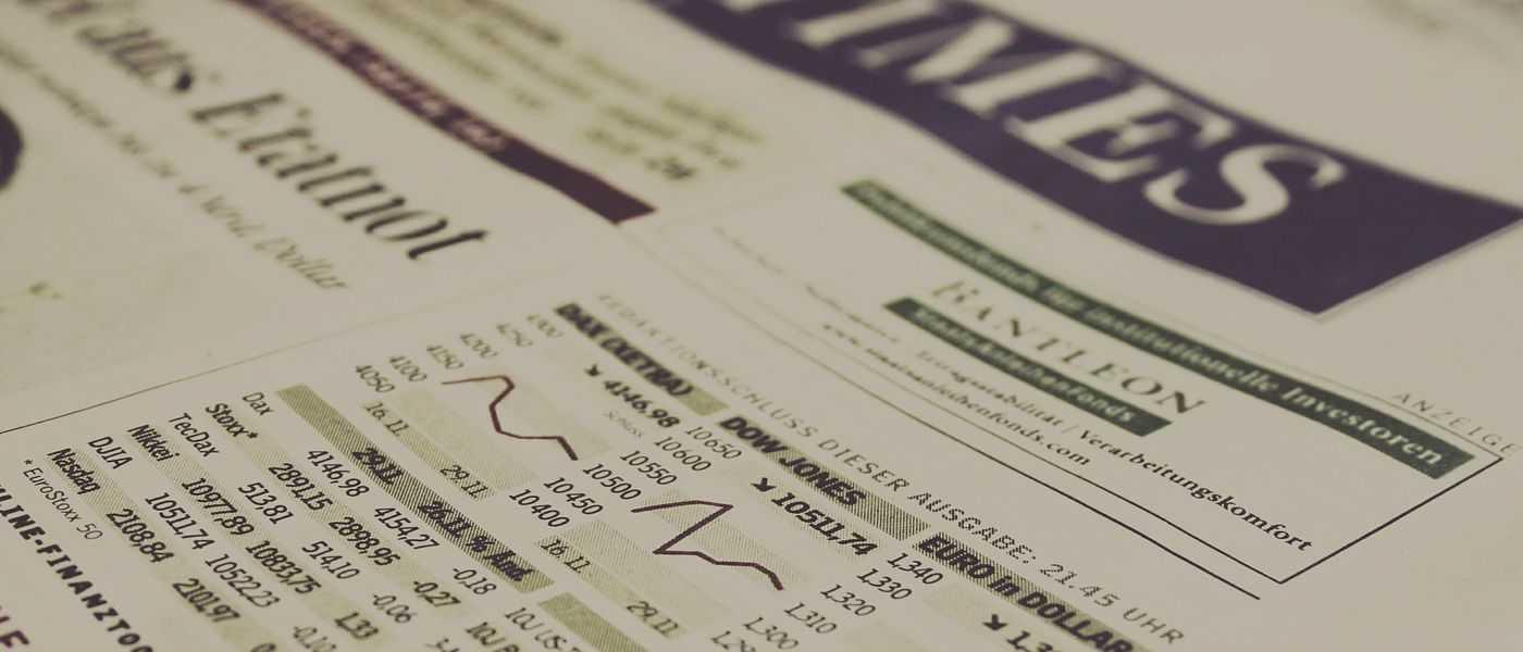 Основные мультипликаторы для фундаментального анализа акций